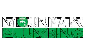 Mountain plumbing logo